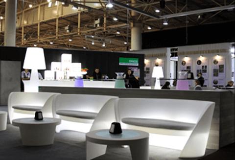 Мебель со светодиодной подсветкой — технология, ставшая трендом