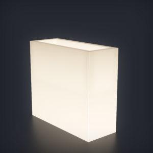 Светящееся кашпо High S