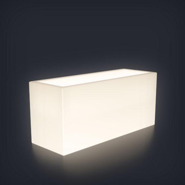 Светящееся кашпо Horizont S