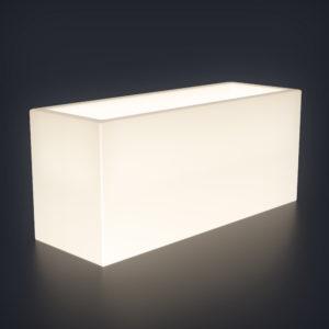 Светящееся кашпо Horizont L