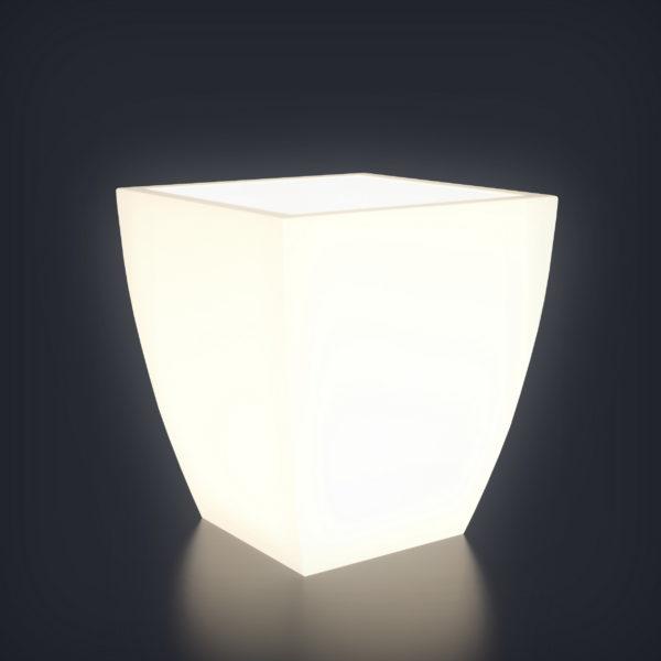 Светящееся кашпо Linea M