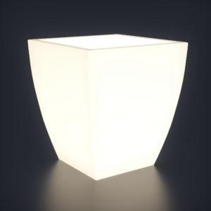 Светящееся кашпо Linea L