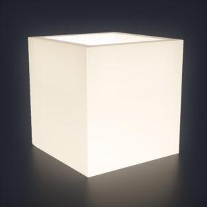 Световое кашпо Cubo