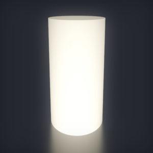Световой фуршетный стол Alto