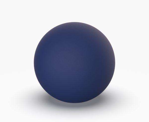 Шар Minge 200 мм синий