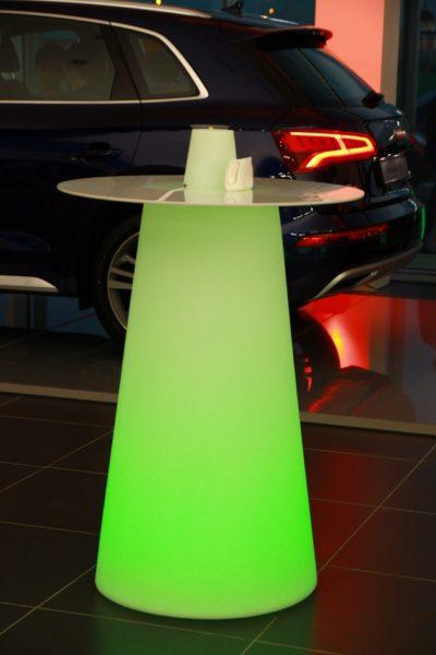 Световой стол зеленый