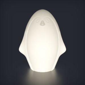 Светящийся светильник настольный Penguin