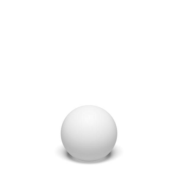 Шар Minge белый 200 мм