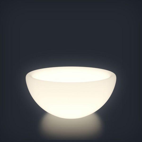 Световая ваза чаша 600 W