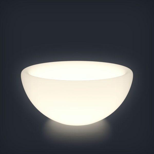 Световая ваза чаша 800 W