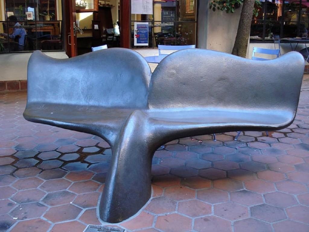 кит скамейка