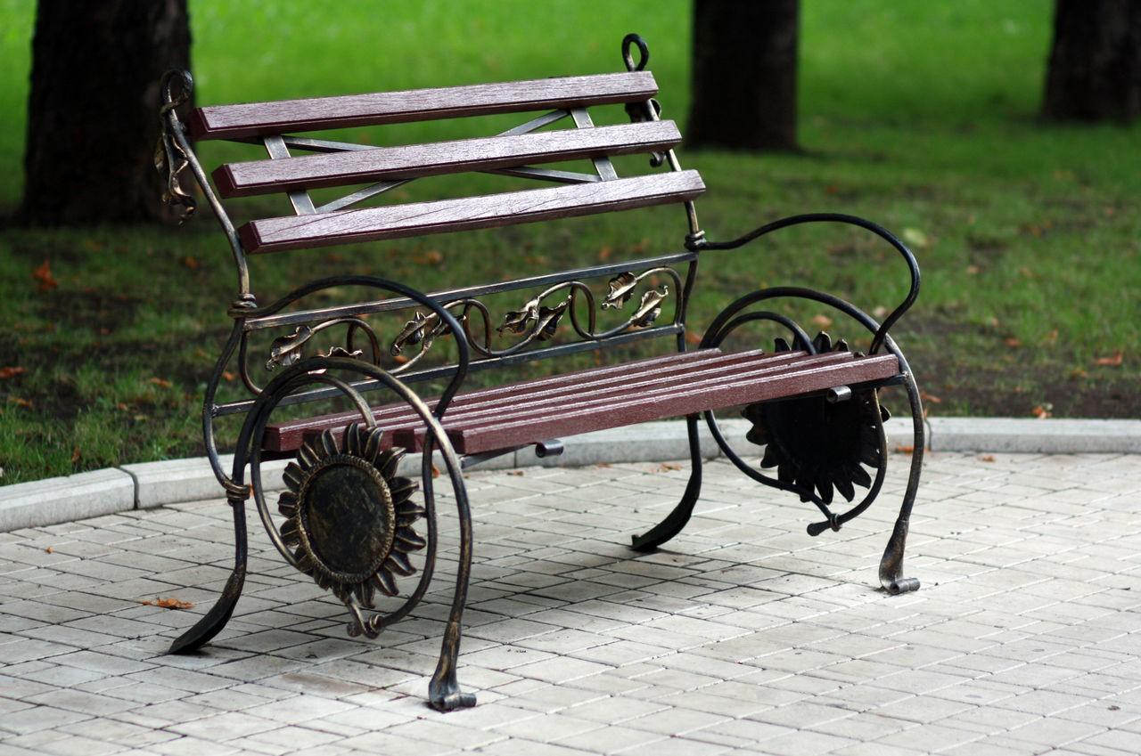 мобильная скамейка