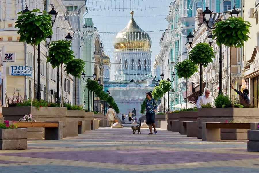 Соборный переулок Ростов-на-Дону